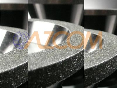 SUPERABRASIVE WHEEL SPECIFICATIONS MIRACLE