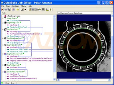 Cognex VisionPro Software - AZCOM