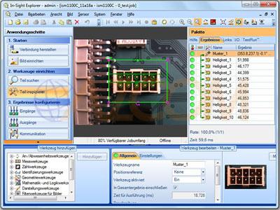 Cognex In-Sight Explorer Software - AZCOM